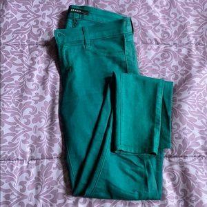 Green J Brand super skinny jeans